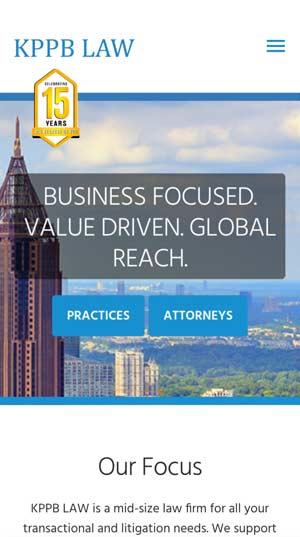 KPPB Law Mobile Screenshot