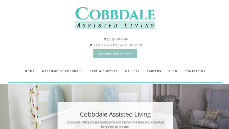 Cobbdale Desktop Screenshot