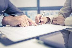 insurance marketing services contract