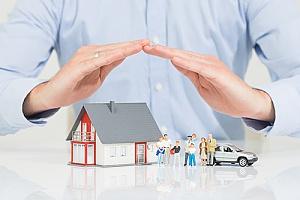 insurance marketing concept