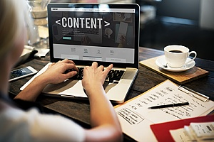 well written content which is crucial to email marketing