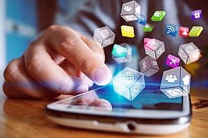 social media applications used for an insurance social media marketing strategy