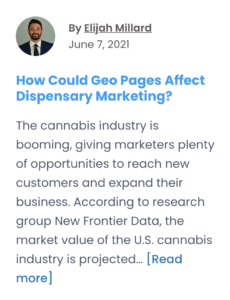 example of a blog with a question in the headline